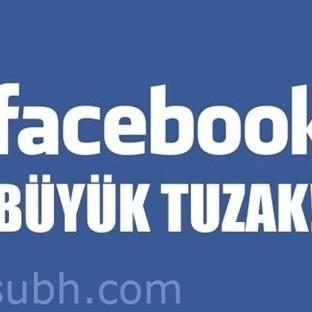 Facebook 'daki Cumhurbaşlanlığı Seçim Tuzağına Dik