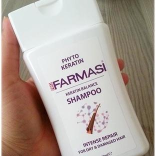 Farmasi Phyto Keratin Saç Bakım Serisi