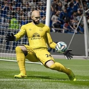 FIFA 15′ten yeni nesil kaleciler