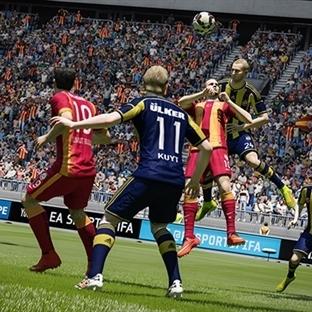 FIFA 2015'TE TÜRKIYE LIGINDEN İLK GÖRSELLER GELDI