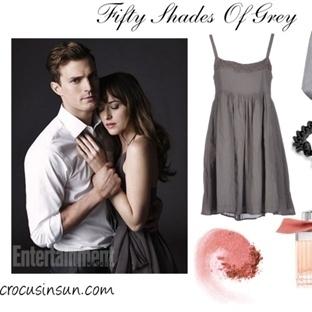 Fifty Shades Of Grey (Grinin Elli Tonu) Stili
