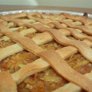Fırında Elmalı Patatesli Turta