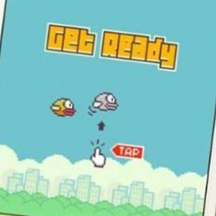 Flappy Bird Bomba Gibi Geliyor