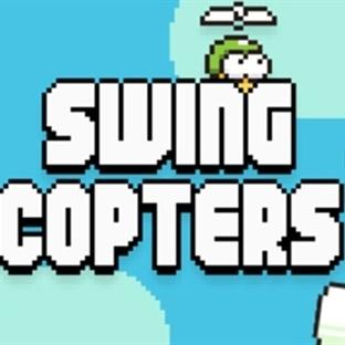 "Flappy Bird'ün Yaratıcısının Yeni Oyunu: ""Swing Co"