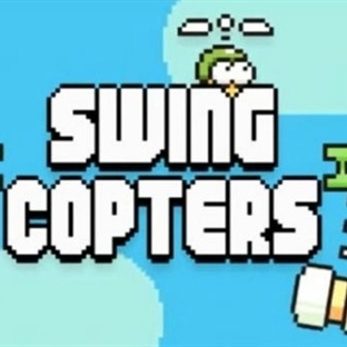Flappy Bird Yapımcısından Yeni Oyun; Swing Copters