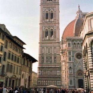 Floransa Giotto Campanile Çan Kulesi