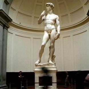 Floransa Michelangelo Davut Heykeli