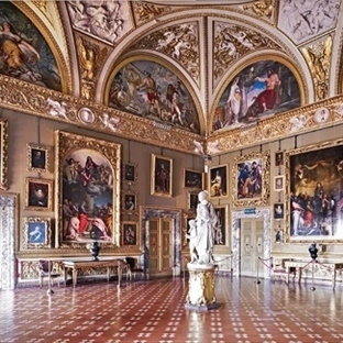 Floransa Palazzo Pitti (Piti Sarayı)