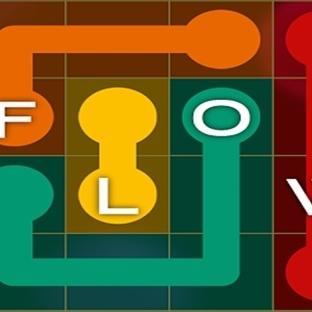 Flow Free Nokta Birleştirme Android Oyunu İndir