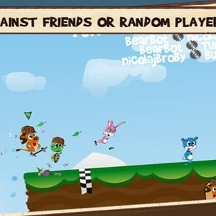 Fun Run Cebinizdeki Multiplayer Yarış Oyunu!