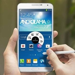 Galaxy Note 4'e ait yeni tanıtım videosu yayında
