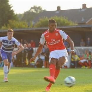 Galibiyetle Başladık: Reading 0-1 Arsenal
