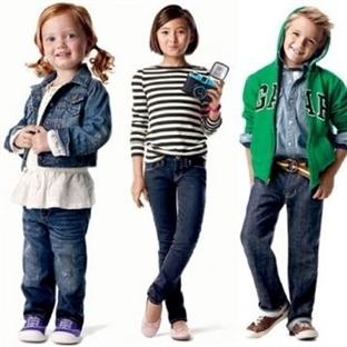 Gap Kız Çocuk Pantolon Modelleri