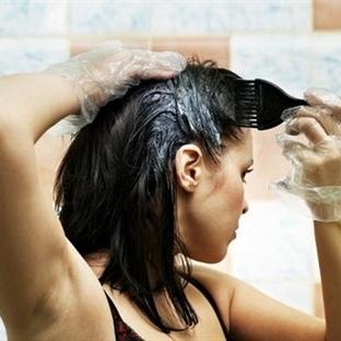 Gebelikte saç boyalarına dikkat!