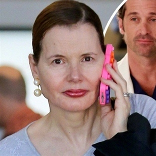 Geena Davis Grey's Anatomy'e Konuk Olacak