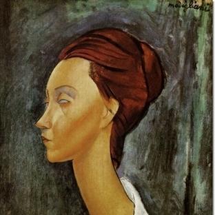 Genç Kadın Portresi ( Trajik Bir Son )