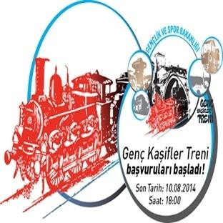 Genç Kaşifler Treni'yle Balkanlara Ücretsiz Gezi