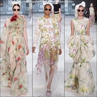 Giambattista Valli Haute Couture 2014 Sonbahar Def