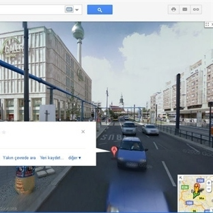 Googla Haritadan Artık Ses Gelecek
