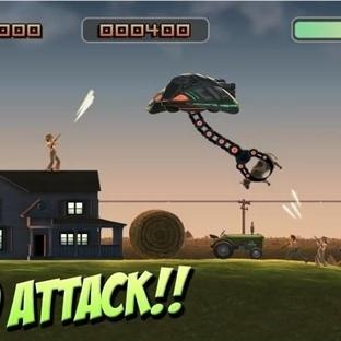 Grabatron – UFO Olma Sırası Sizde!