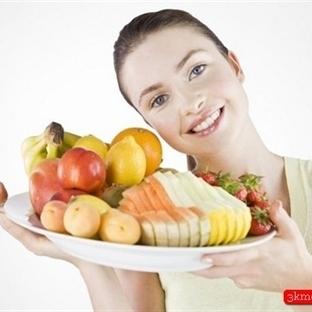Her şeyi yiyerek zayıflamanın yolları