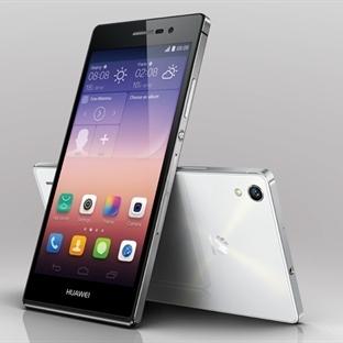 Huawei Ascend P7 Türkiyede Satışa çıktı.