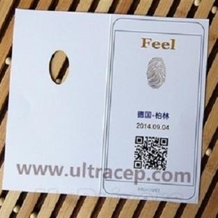 Huawei'nin Parmak İzi Sensörlü Telefonu Geliyor