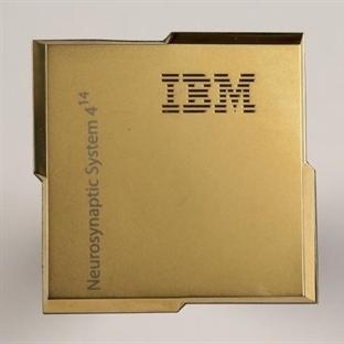 IBM'den Beyni Taklit Eden Nörosinaptik Çip