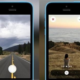 Instagram Hyperlapse Uygulamasıyla akıcı TimeLapse