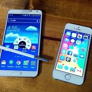 iPhone 6 mı Galaxy Note 4 mü Sorusuna Cevaplar