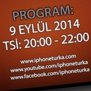 iPhone Turka iPhone 6/Air Lansman