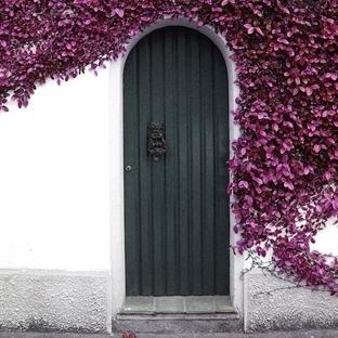 Kapı Dekorasyon Örnekleri
