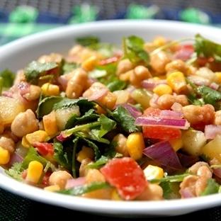 Karışık Tahıllı Salata Tarifi