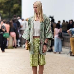 Kimono Nasıl Giyilir?