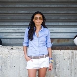 Kısa Boylu Kadınlara Giyinme Önerileri