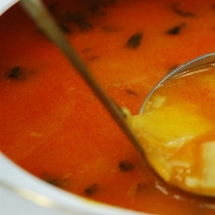 Kıymalı Patates Çorbası Tarifi