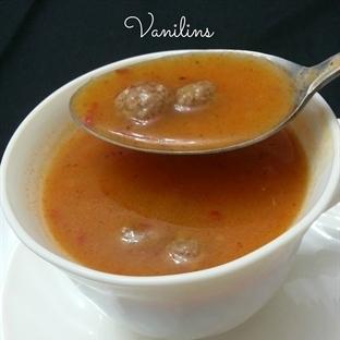 Köfteli tarhana çorbası yapımı