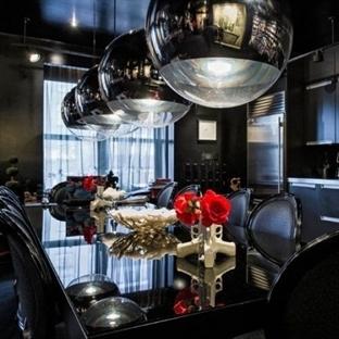 Koyu Renk Mutfak Dekorasyonları