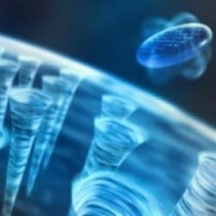 Kuantum Boyutta Helyum Vorteks Oluşturuldu