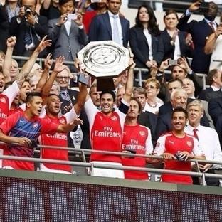 Kupa Güzel Şey: Manchester City 0-3 Arsenal
