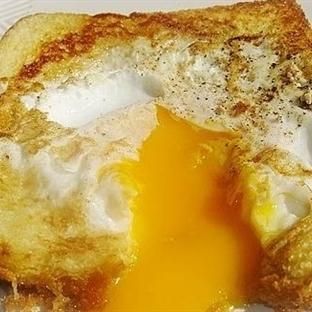Kuşbaşı Ekmekli Yumurta Tarifi