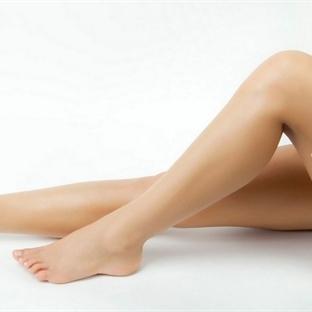 Kusursuz Bacaklar İçin Bacak Makyajı