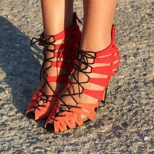 Lace Up Ayakkabılarım