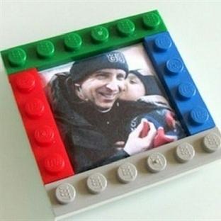 Legolar Çerçevelere Dönüşürse