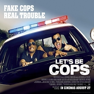 Let's Be Cops-Çakma Polisler Sinemalarda