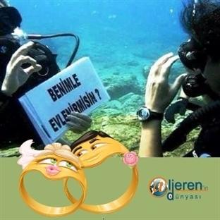 İlginç Evlenme Teklifini Kabul Etmedi