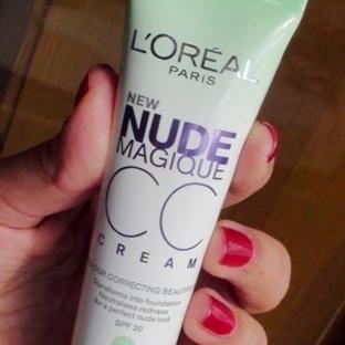 Loreal Paris Nude Magique CC Cream Anti- Redness