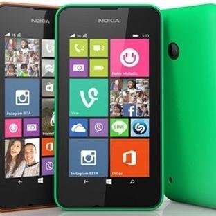 Lumia 530 Satışa Sunuldu