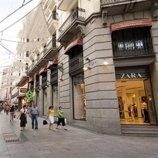 Madrid'de Alışveriş