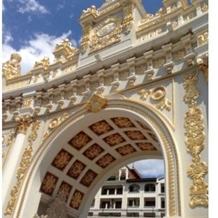 Mardan Palace' la saray tatili